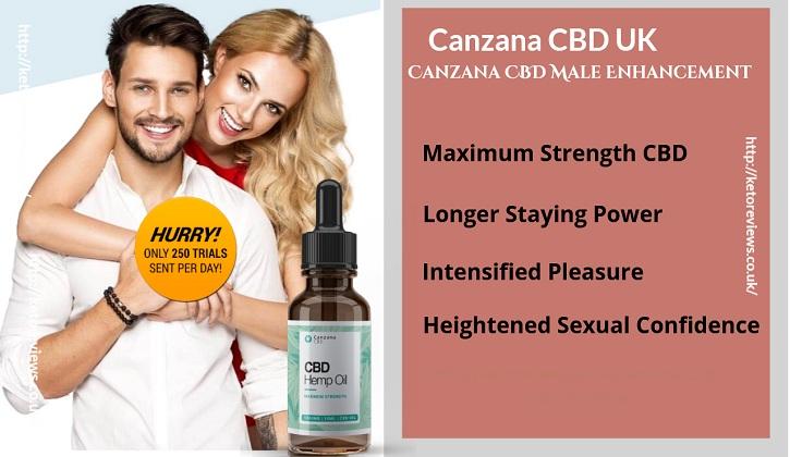 Canzana CBD Male Formula