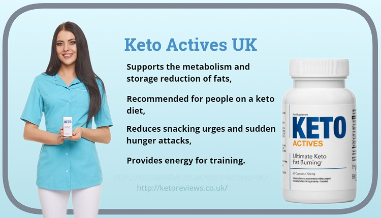 Keto Actives UK
