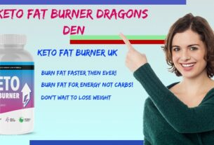 Keto Fat Burner Dragons Den
