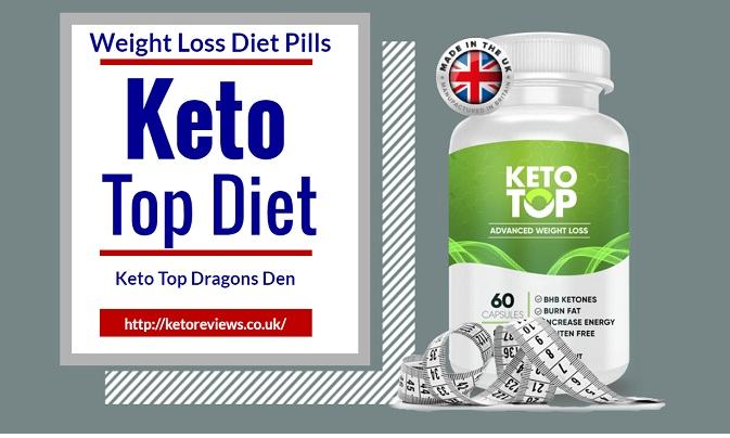 Keto Top Dragons Den