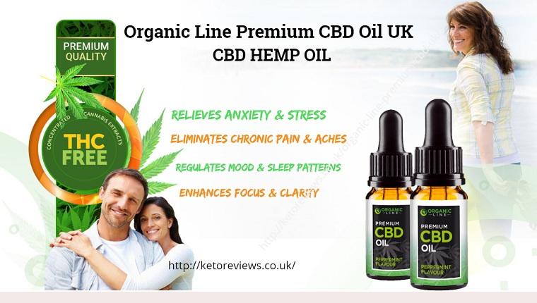 Organic Line Premium CBD