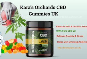 Kara's Orchards CBD Gummies UK