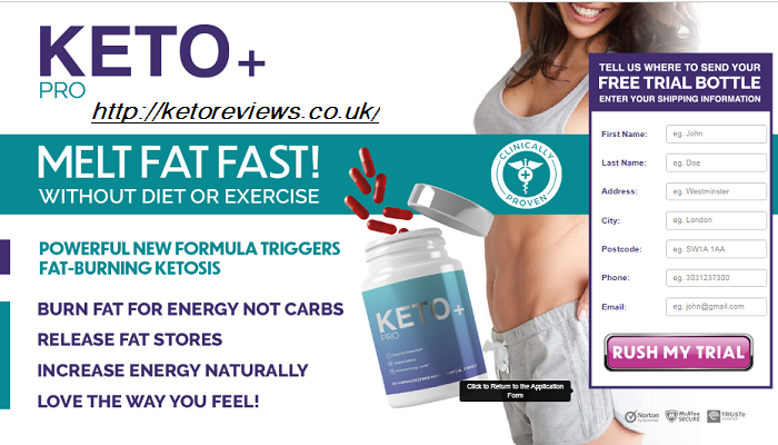 Buy Now Keto Pro Plus