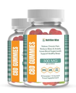 Nutriwise CBD Gummies