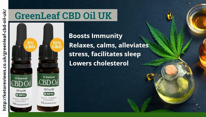 GreenLeaf CBD Oil UK