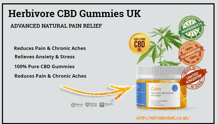 Herbivore CBD Gummies UK