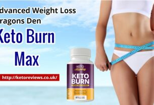 Keto Burn Max UK