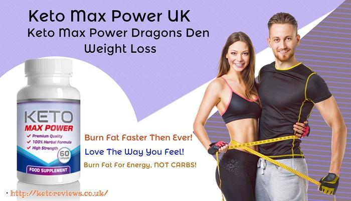 Keto Max Power UK