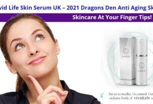 Vivid Life Skin Serum UK