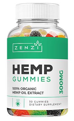 Zenzi Hemp Gummies UK