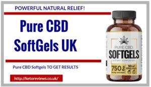 Pure CBD Softgels UK